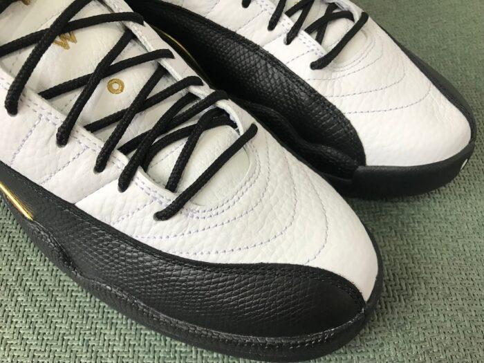 Air Jordan 12 white gold