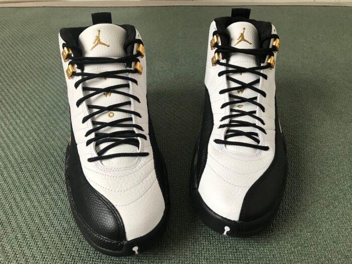 12 Air Jordan royalty