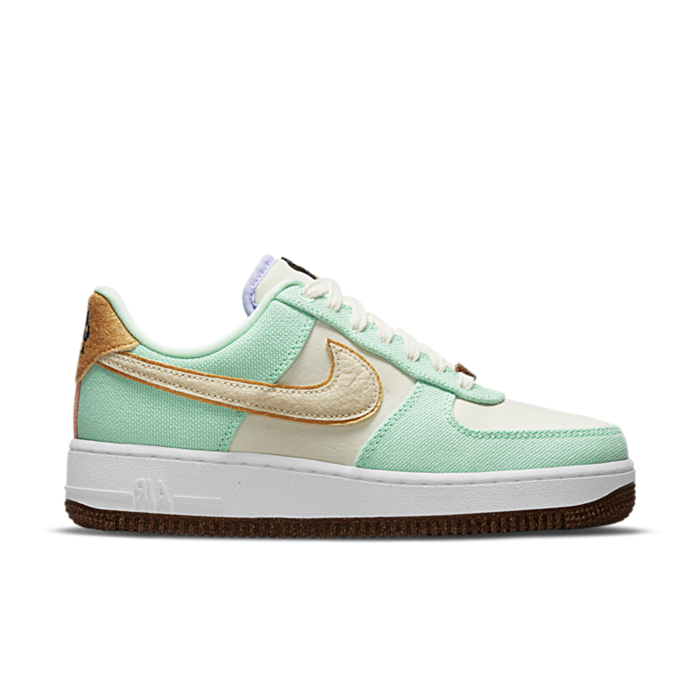 """Nike WMNS AIR FORCE 1 '07 LX """"HAPPY PINEAPPLE"""" CZ0268-300"""