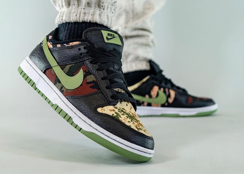 Nog een lekker paartje Nike Dunk Low op komst in dit voorjaar
