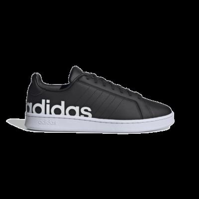 adidas Grand Court Base Beyond Core Black H04557