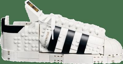 adidas adidas x LEGO® Superstar Schoen  FZ8497