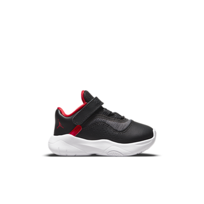 Air Jordan 11 CMFT Low TD Black/University Red-White Black CZ0906-006
