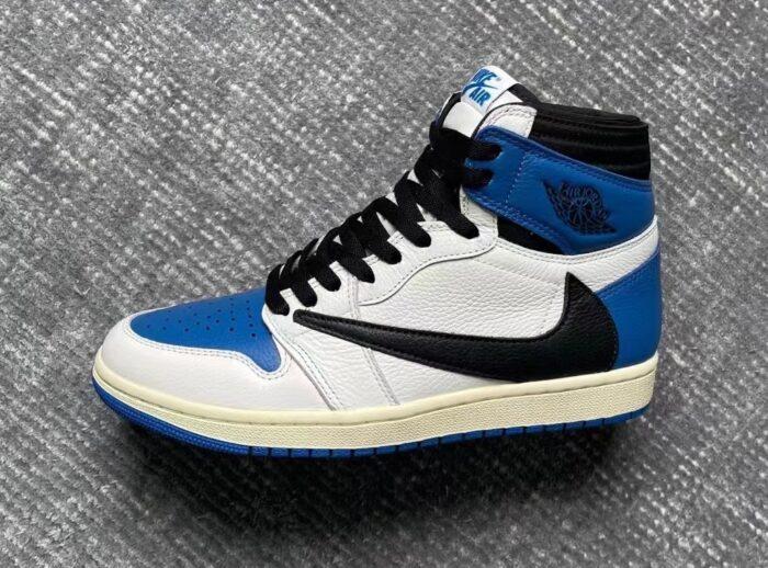 Nike Air Jordan 1 fragment