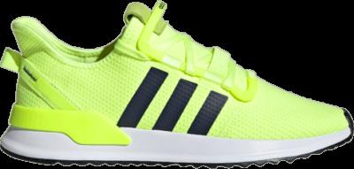 adidas U_Path Run 'Hi-Res Yellow Navy' Yellow G27643