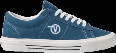 Vans Sid DX 'Anaheim Factory – Navy' Blue VN0A4BTXXMB