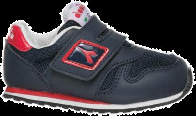 Diadora K Run Kinderen Sneakers 101.170370-60065 blauw 101.170370-60065