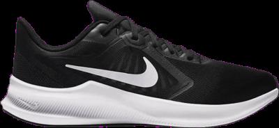 Nike Downshifter 10 4E Wide 'Black White' Black CI9982-004