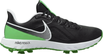 Nike React Infinity Pro Wide 'Black Green Spark' Black CT6621-001