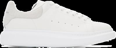 Alexander McQueen White Croc 625162WHZ4K9068