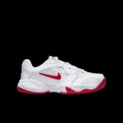 NikeCourt Jr. Lite 2 Wit CD0440-177