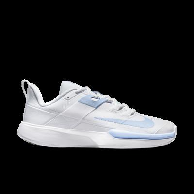 NikeCourt Vapor Lite Hardcourt Wit DC3431-111