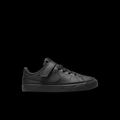 Nike Court Legacy Zwart DA5381-001