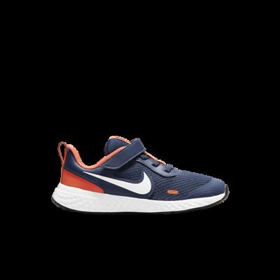 Nike Revolution 5 Blauw BQ5672-410