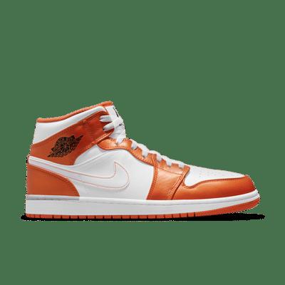 Jordan 1 Mid Orange DM3531-800