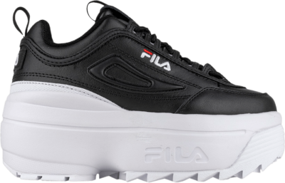 Fila Wmns Disruptor 2 Wedge 'Black White' Black 5FM00704-014