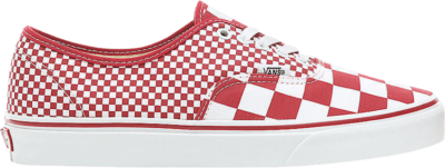 Vans Authentic 'Mix Checker' Red VN0A38EMVK5