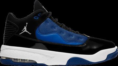 Air Jordan Jordan Max Aura 2 'Black Game Royal' Black CK6636-014