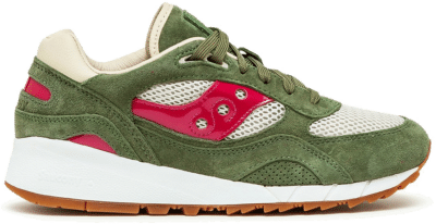 """SAUCONY x UP THERE SHADOW 6000 """"DOORS TO THE WORLD"""" S70570-1"""