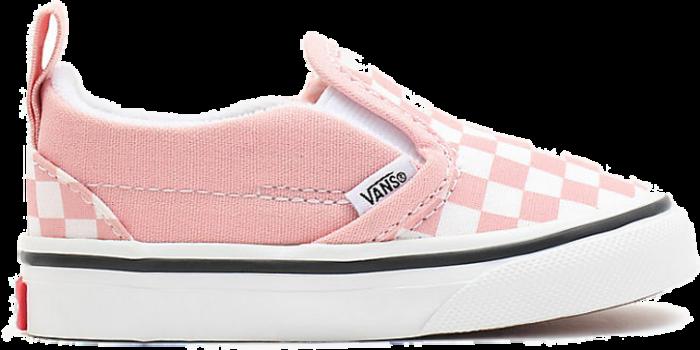 VANS Checkerboard Slip-on Velcro Peuterschoenen  VN000UBS99H