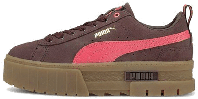 "PUMA Sportstyle Mayze Gum Wn's ""Brown"" 38188702"