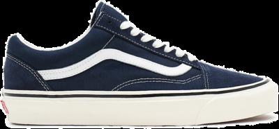 """Vans Anaheim Factory Old Skool 36 DX """"Dress Blue"""" VN0A54F39GK"""