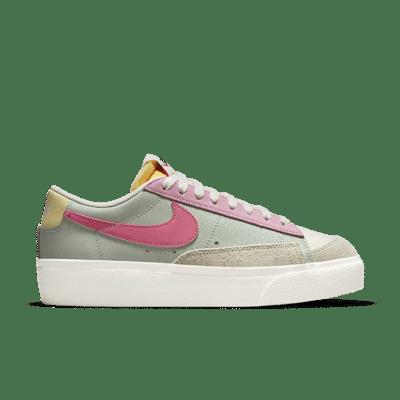 Nike WMNS BLAZER LOW PLATFORM DM9464-001