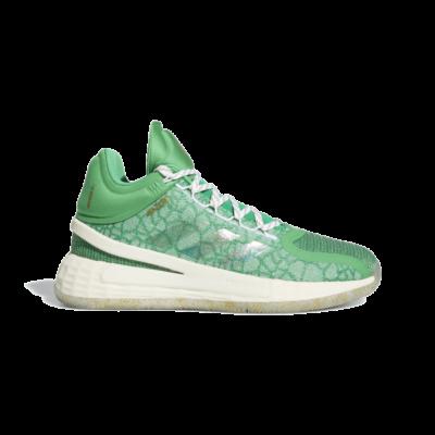 adidas D Rose 11 Green FZ0849
