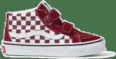 VANS Checkerboard Sk8-mid Reissue Velcro Kinderschoenen  VN00018T99G