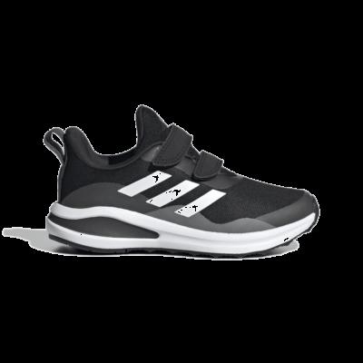 adidas FortaRun Double Strap Hardloopschoenen Core Black H04166