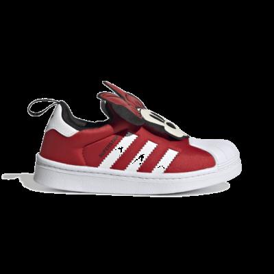adidas Disney Superstar 360 Vivid Red Q46300