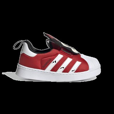 adidas Disney Superstar 360 Vivid Red Q46306