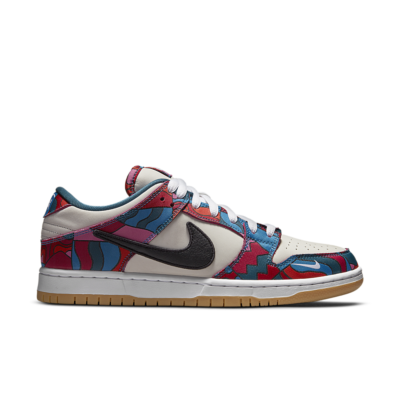 Nike SB Parra Dunk Low Pro 'Abstract Art' Abstract Art