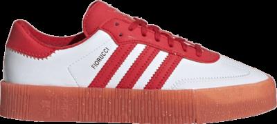 adidas Fiorucci x Wmns Sambarose 'Bold Red' Red G28913