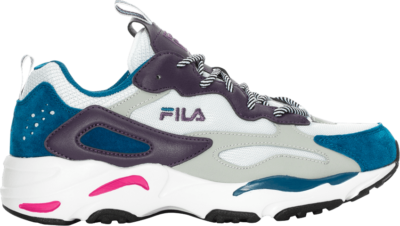 Fila Wmns Ray Tracer 'White Ink Blue Purple' White 5RM00532-148