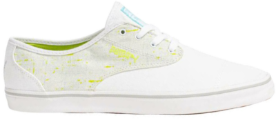 PUMA Kamila Splatter Dames Sneakers 354518-03 wit 354518-03
