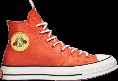 Converse Chuck 70 High 'Chinese New Year – Firecracker' Orange 170585C