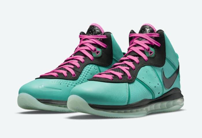 LeBron Nike Air 8