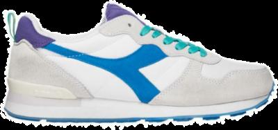 Diadora Camaro Used-Look Sneakers 501.174765-C3640 wit 501.174765-C3640