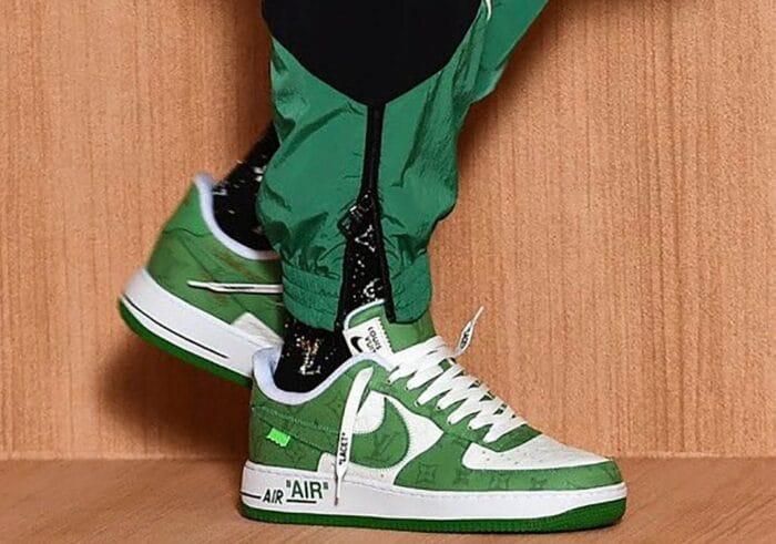 Nike Air Force 1 Louis Vuitton