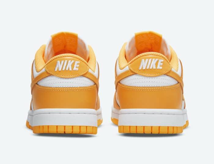 laser orange nike dunk