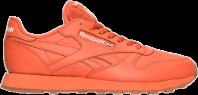 Reebok Classic Leather Gum 'Rusty Orange' Orange BS5449