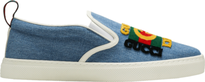 Gucci Slip-On 'Dublin Blue' Blue 548644-9B5D0-4380