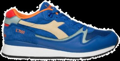 Diadora V7000 Amaro Heren Sneakers 501.172308-60051 blauw 501.172308-60051