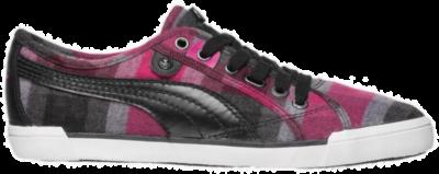 PUMA Corsica Plaid Dames Sneakers 352300-01 meerkleurig 352300-01