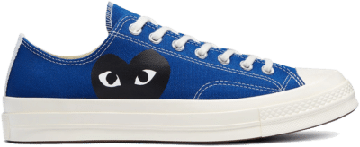 Converse Chuck Taylor All-Star 70s Ox Comme des Garcons PLAY Blue 171848C