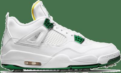 Jordan 4 Retro Golf Metallic Green CZ2439-100