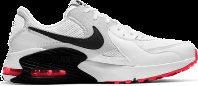 Nike nike air max excee sneakers wit/rood heren wit/rood