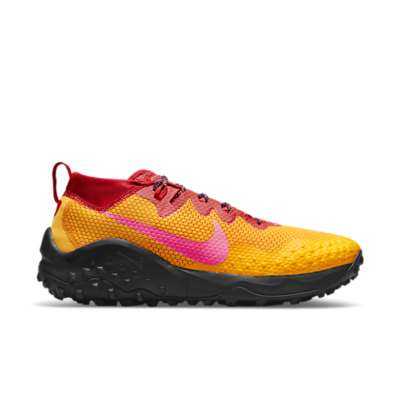 Nike Wildhorse 7 Geel DM3273-700