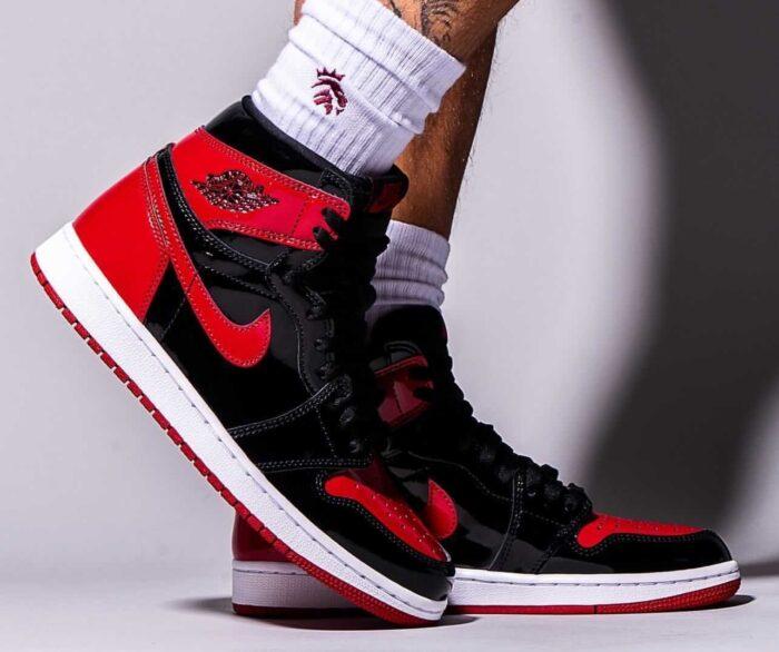 bred Jordan 1 air nike